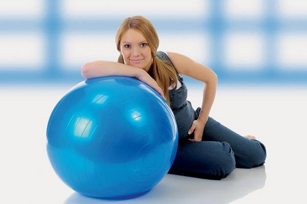 Упражнения при выпадении матки