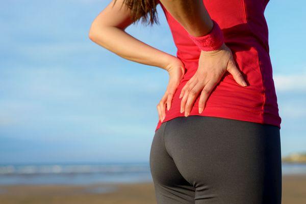 Симптомы тазовой боли у женщин