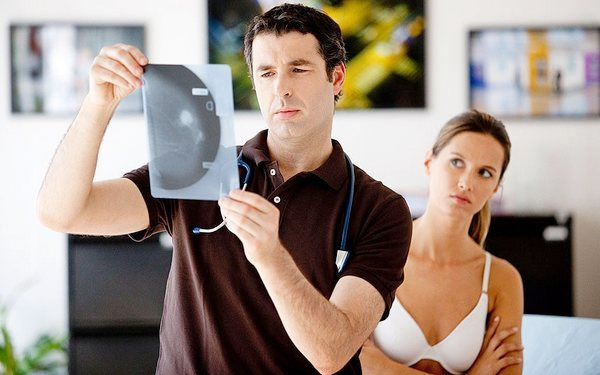 Диагностика карциномы груди