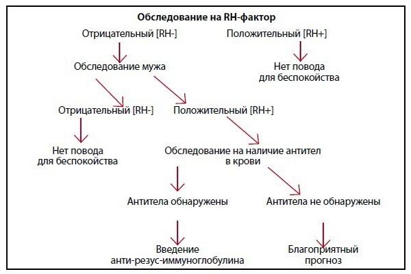 Иммуноглобулин при Rh-конфликте