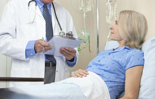 Лечение опухоли шейки матки