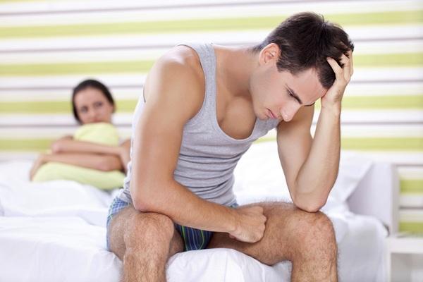 Первичное бесплодие у мужчин