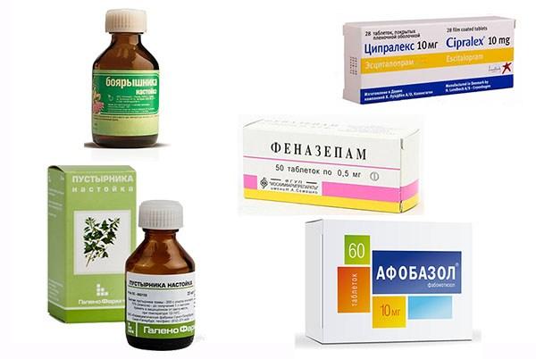 Лечение постгистерэктомического синдрома
