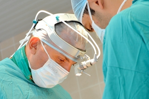 Ход операции вульвэктомии
