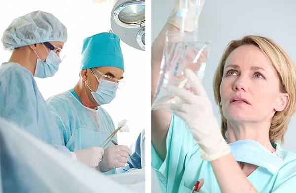 Методы лечения рака маточной трубы