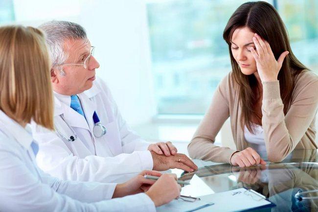 Головная боль при приеме противозачаточных