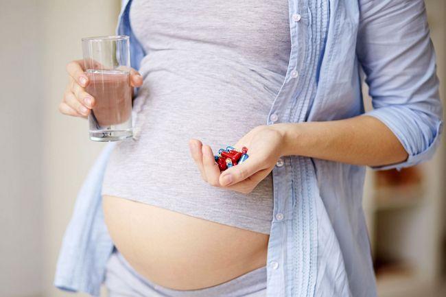 Антибиотики разрешенные при беременности при цистите