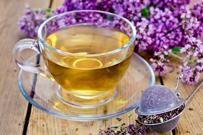 Чай с шалфеем для подавления лактации