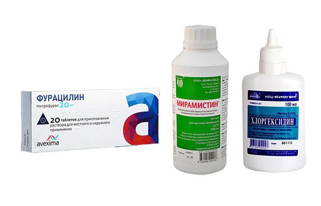 Спринцевание Хлорофиллиптом при молочнице у женщин