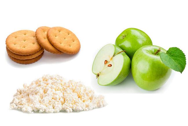 Рекомендуемые продукты питания при кандидозном уретрите