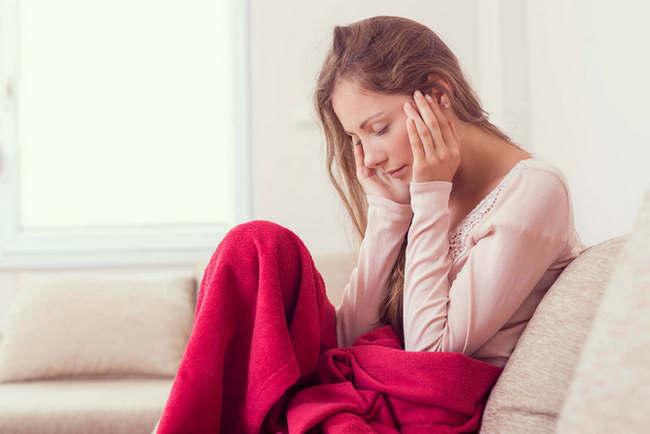 Головная боль в критические дни